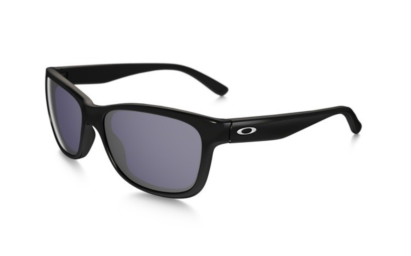 Oakley Forehand - Polished Black / Grey - OO9179-01 Zonnebril
