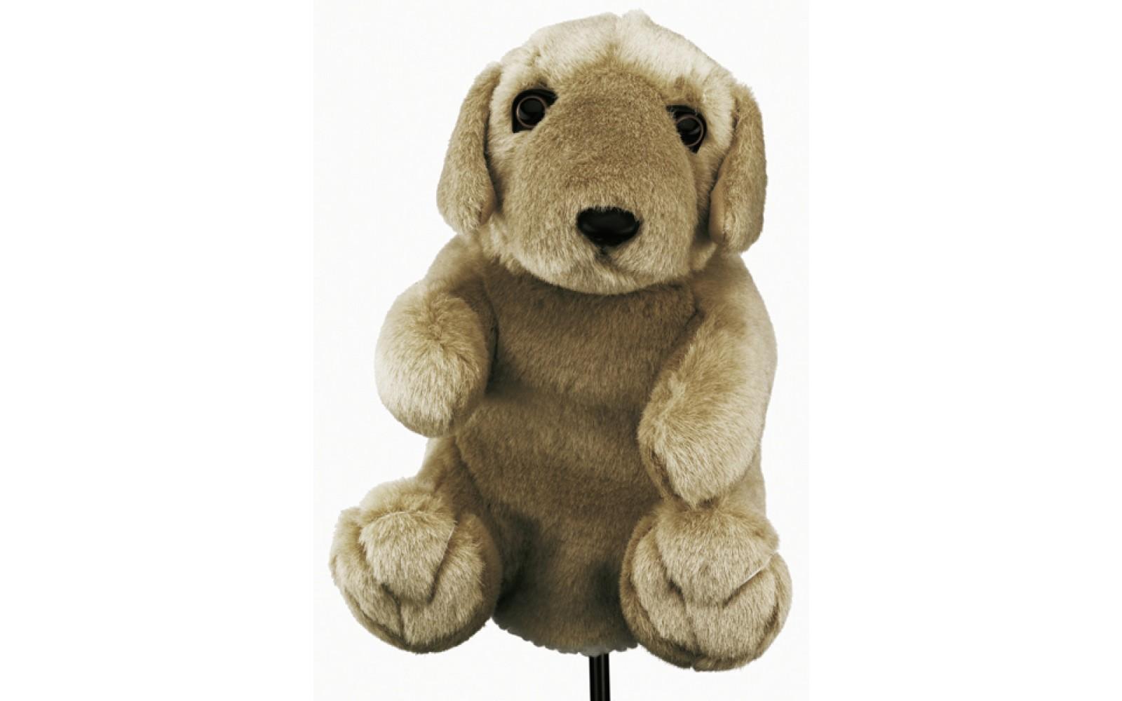 Headcover de luxe Hond voor 3 Wood