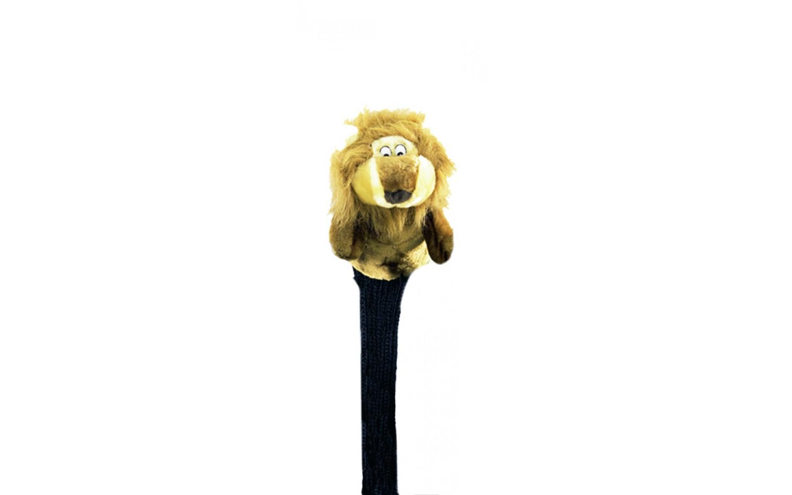 Headcover de luxe Leeuw voor 3 Wood