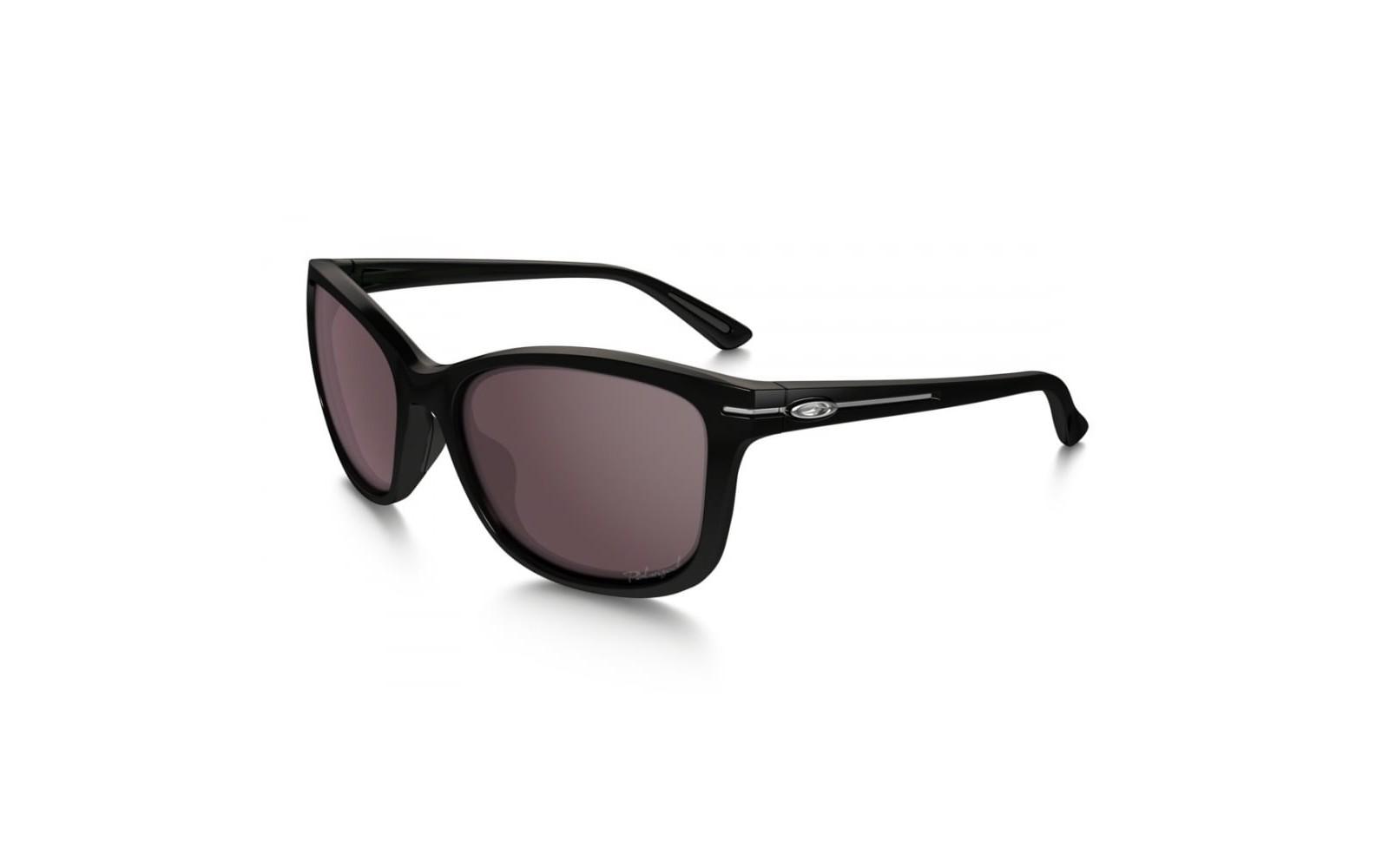 Oakley Drop In - Onyx / OO Grey Polarized - OO9232-16 Zonnebril