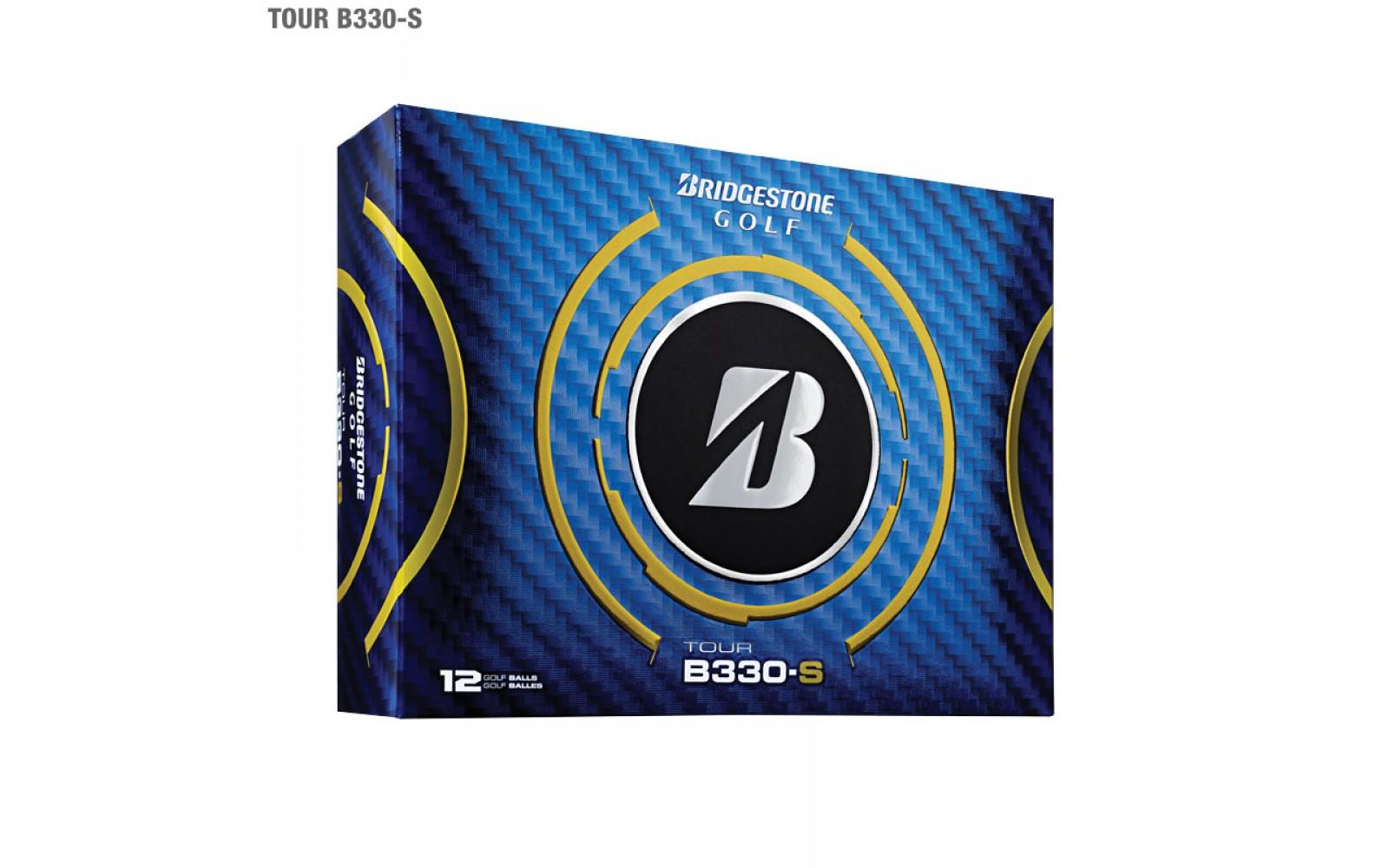 Bridgestone Tour B330-S Golfballen