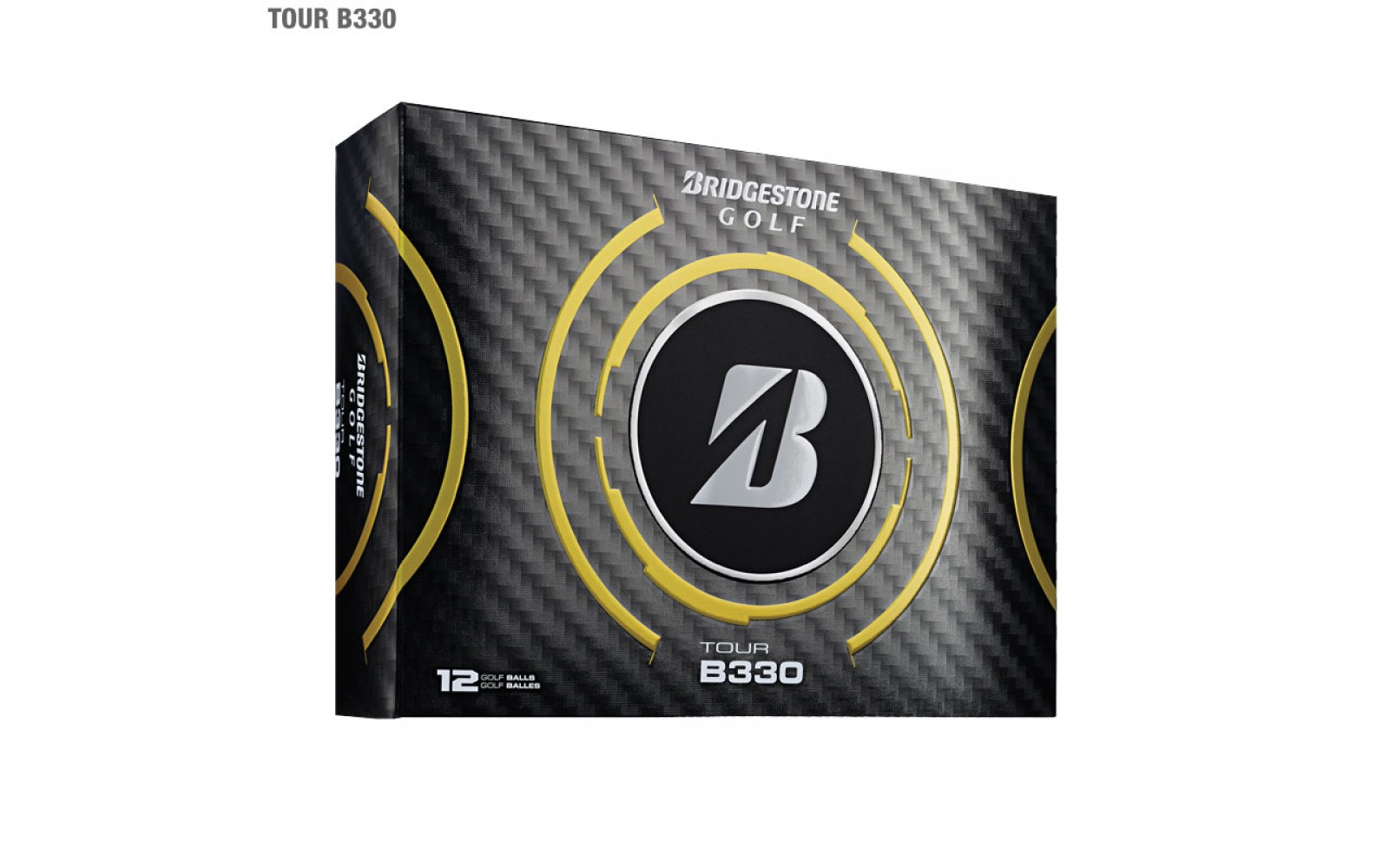 Bridgestone Tour B330 Golfballen