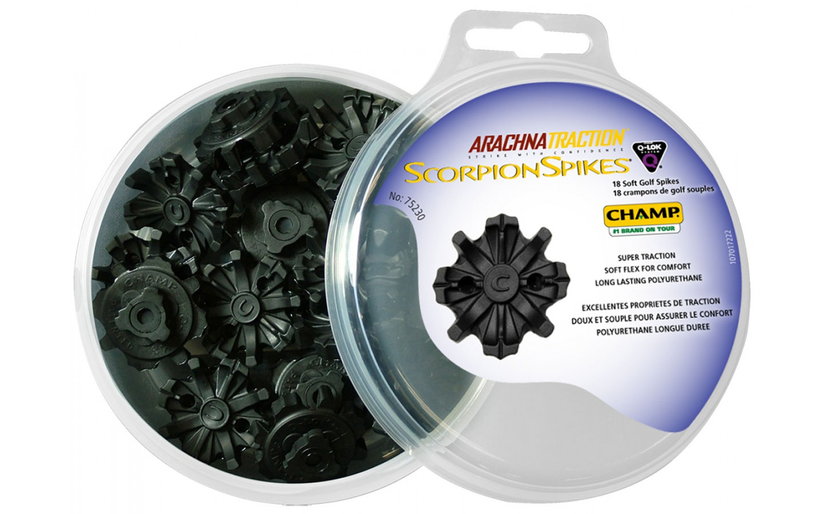 Champ Scorpion Spikes disk