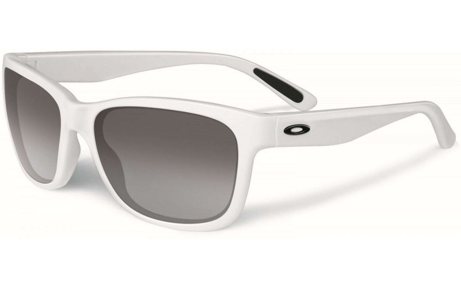 Oakley Forehand - Polished White / Black Grey Gradient - OO9179-02 Zonnebril