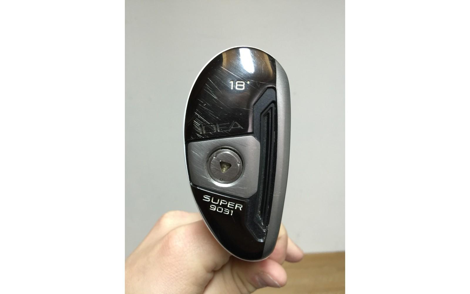 Adams Golf Idea Super 9031 Hybride Demo