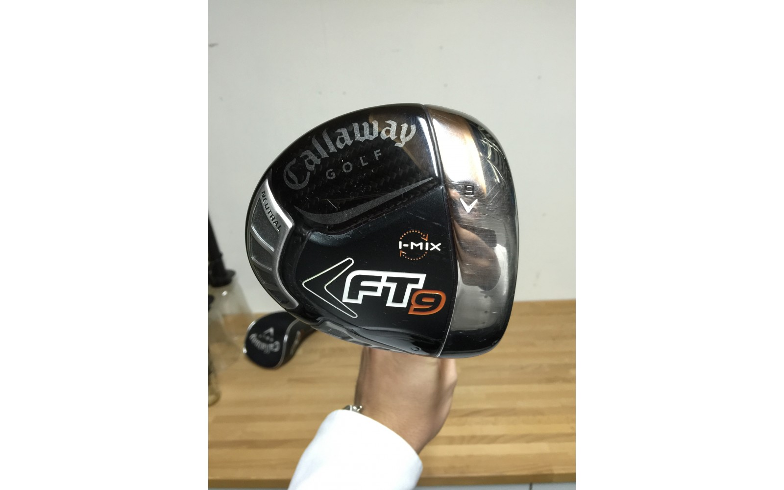 Callaway FT9 i-mix 9° Neutral Driver