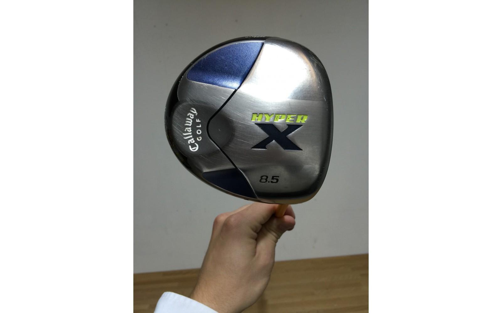 Callaway Hyper X 8.5° Driver