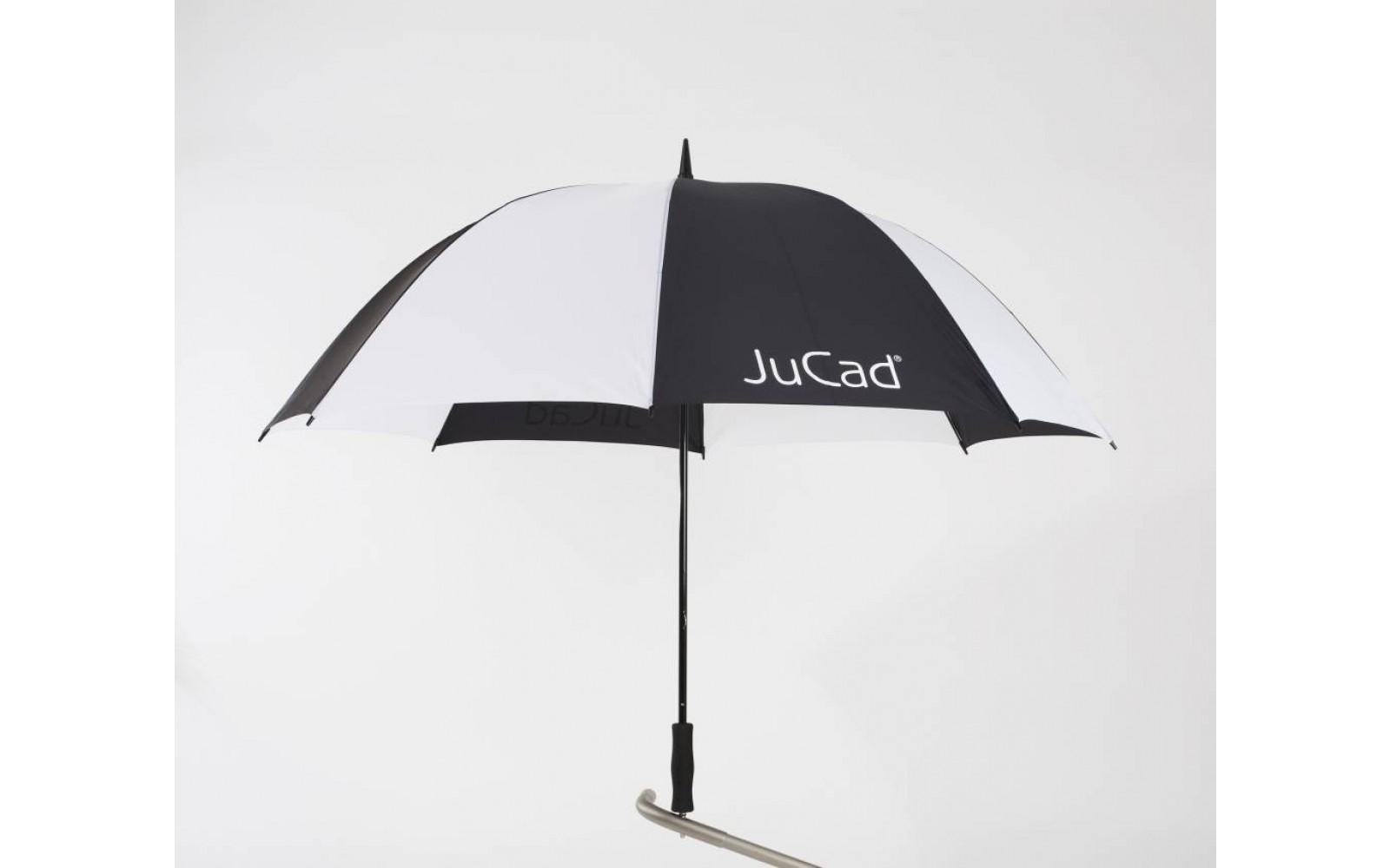 Jucad Paraplu Zwart wit