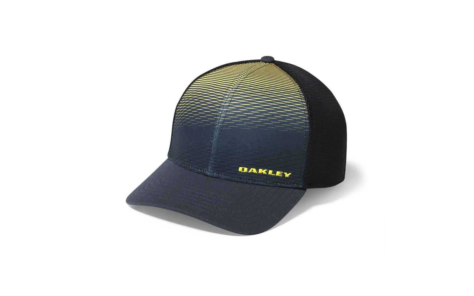 Oakley Silicon Bark Trucker 4.0 Print Pet - S/M - 911021P-00N