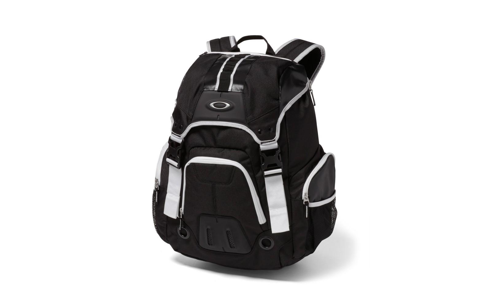Oakley Gearbox LX Backpack - Black/White - 92908-022 Rugzak