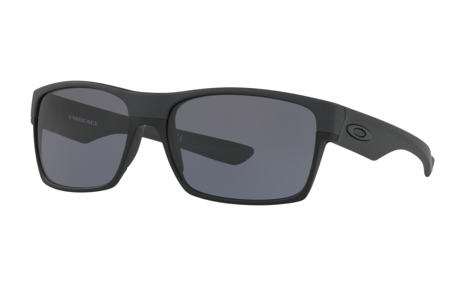 Oakley Twoface - Steel / Grey - OO9189-05 Zonnebril