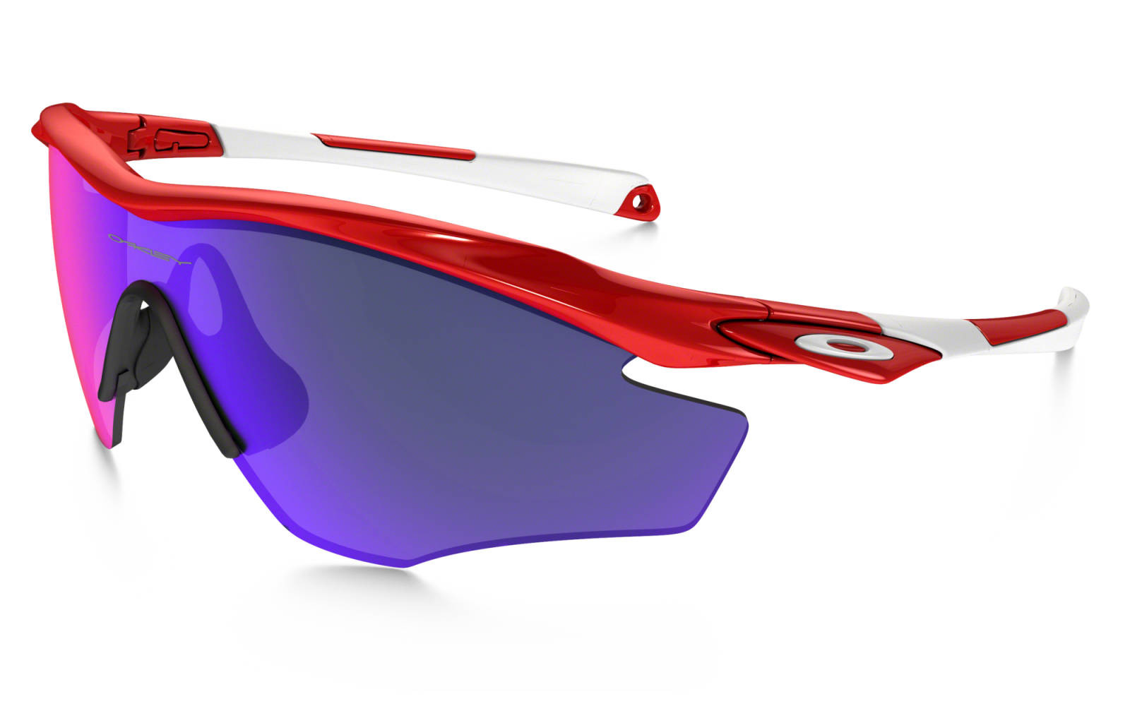 Oakley M2 Frame - Redline Rood / Positive Red Iridium