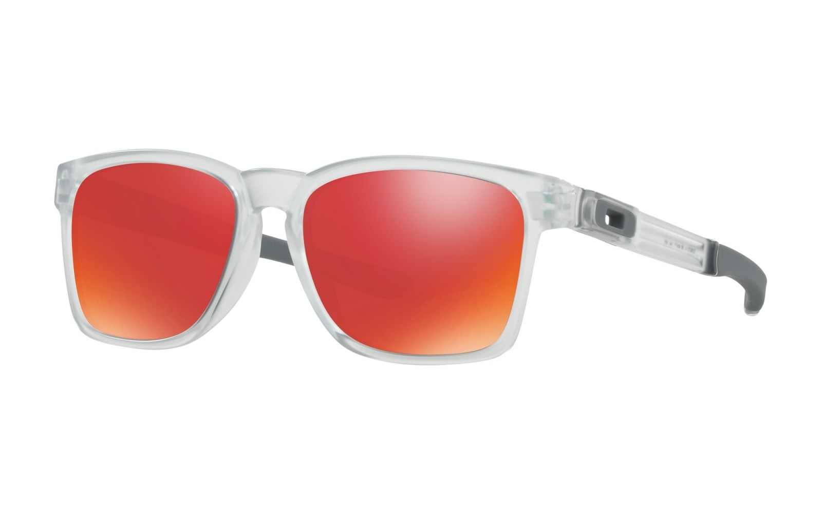 Oakley Catalyst - Matte Clear / Torch Iridium - OO9272-14 Zonnebril