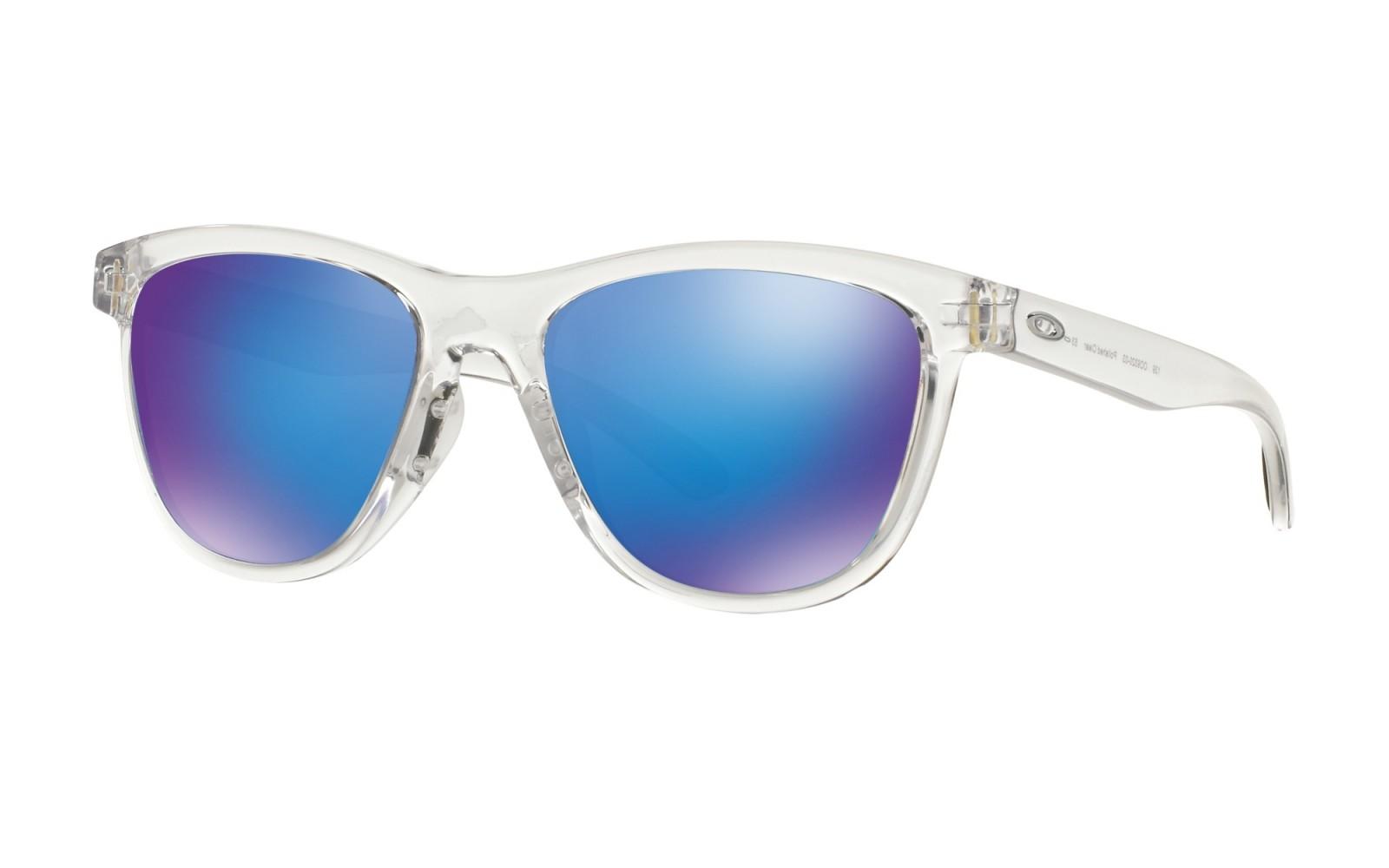 Oakley Moonlighter - Frost / Sapphire Iridium - OO9320-03 Zonnebril