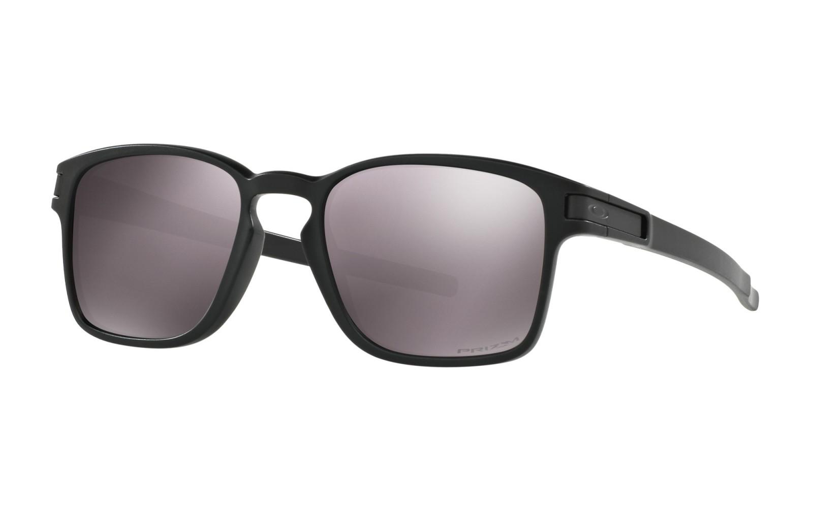 Oakley Latch Sq - Matte Black / Prizm Daily Polarized - OO9353-02 Zonnebril