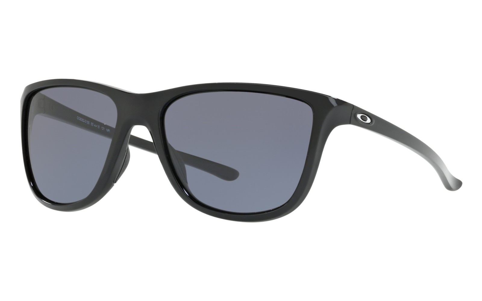 Oakley Reverie - Polished Black / Grey - OO9362-0155 Zonnebril