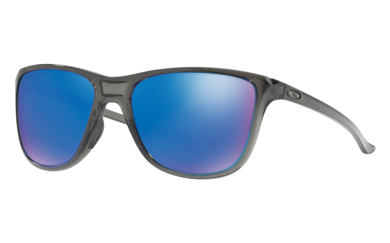 Oakley Reverie - Grey Smoke / Sapphire Iridium Polarized - OO9362-0655 Zonnebril