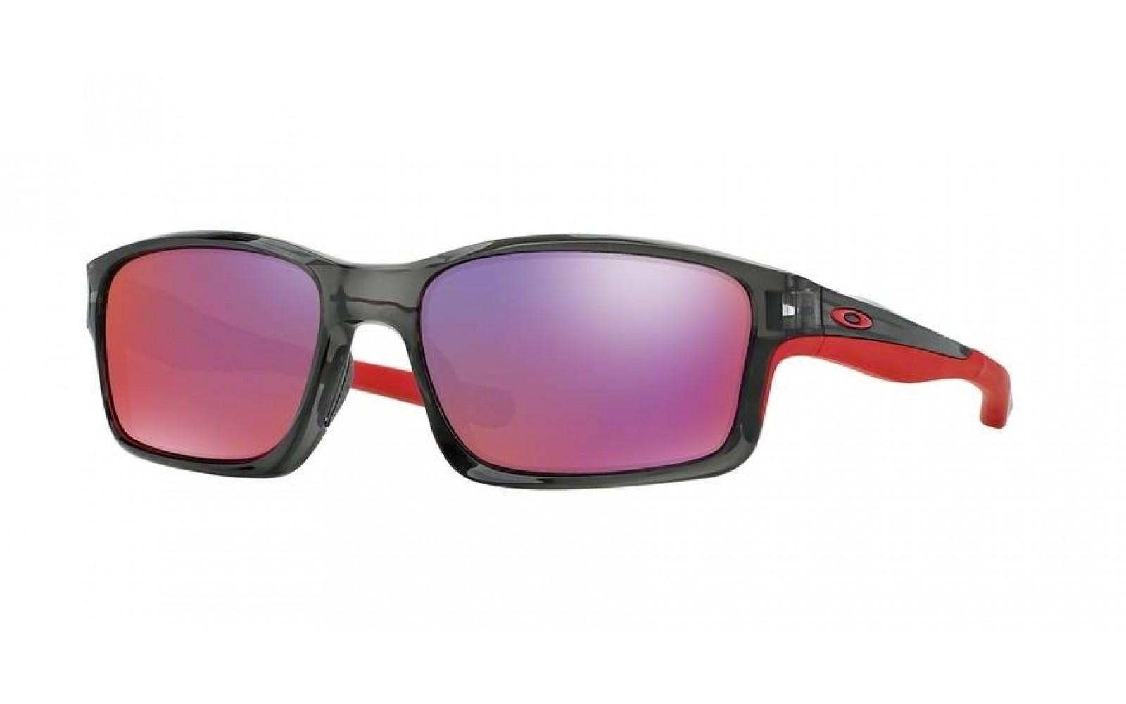 Oakley Chainlink - Grey Smoke / OO Red Iridium Polarized - OO9247-10 Zonnebril