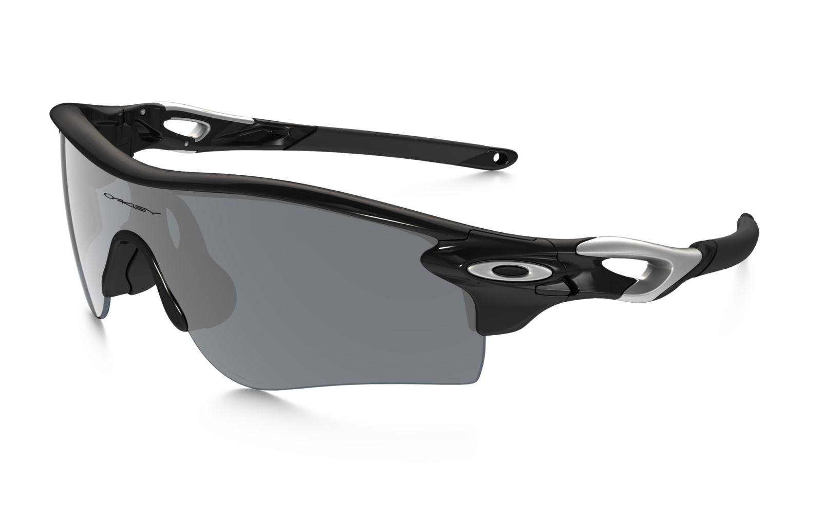 Oakley Radarlock Path - Hoogglans Zwart / Black Iridium & VR28