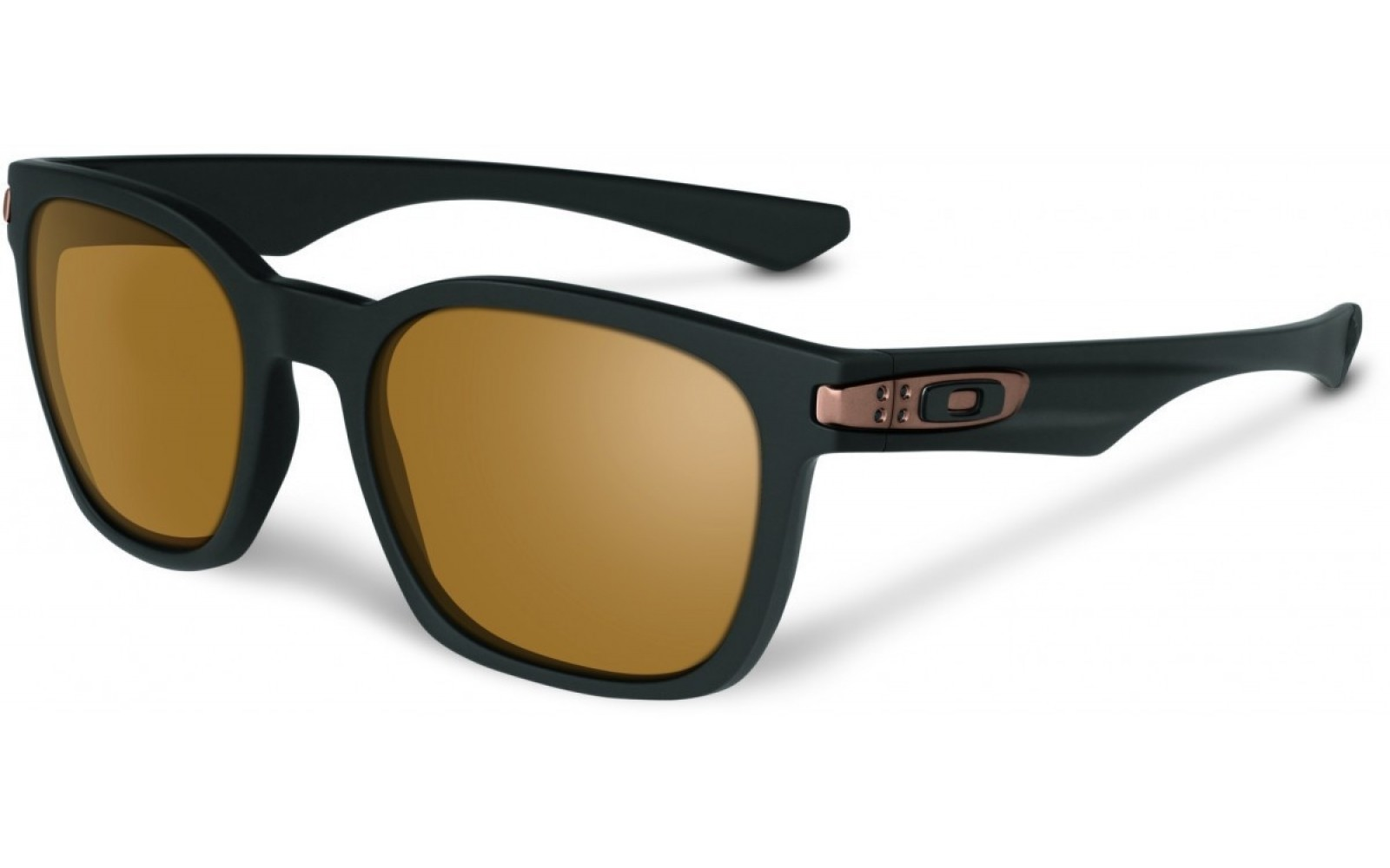 Oakley Garage Rock - Matte Black / Dark Bronze - OO9175-03 Zonnebril