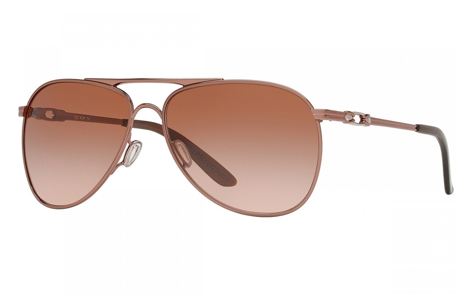 Oakley Daisy Chain - Rose Gold / VR50 Brown Gradient - OO4062-01 Zonnebril