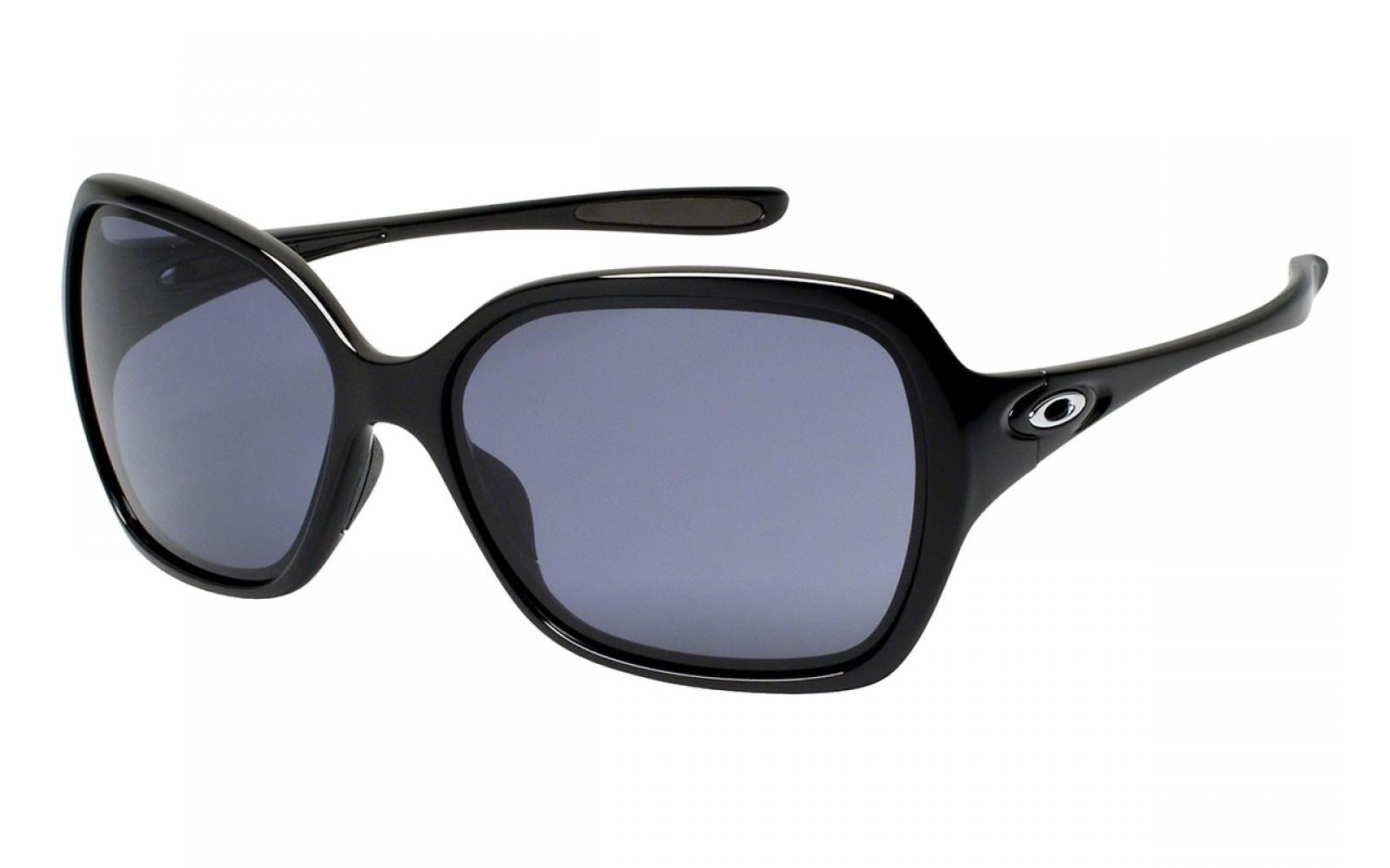 Oakley Overtime - Polished Black / Grey - OO9167-01 Zonnebril