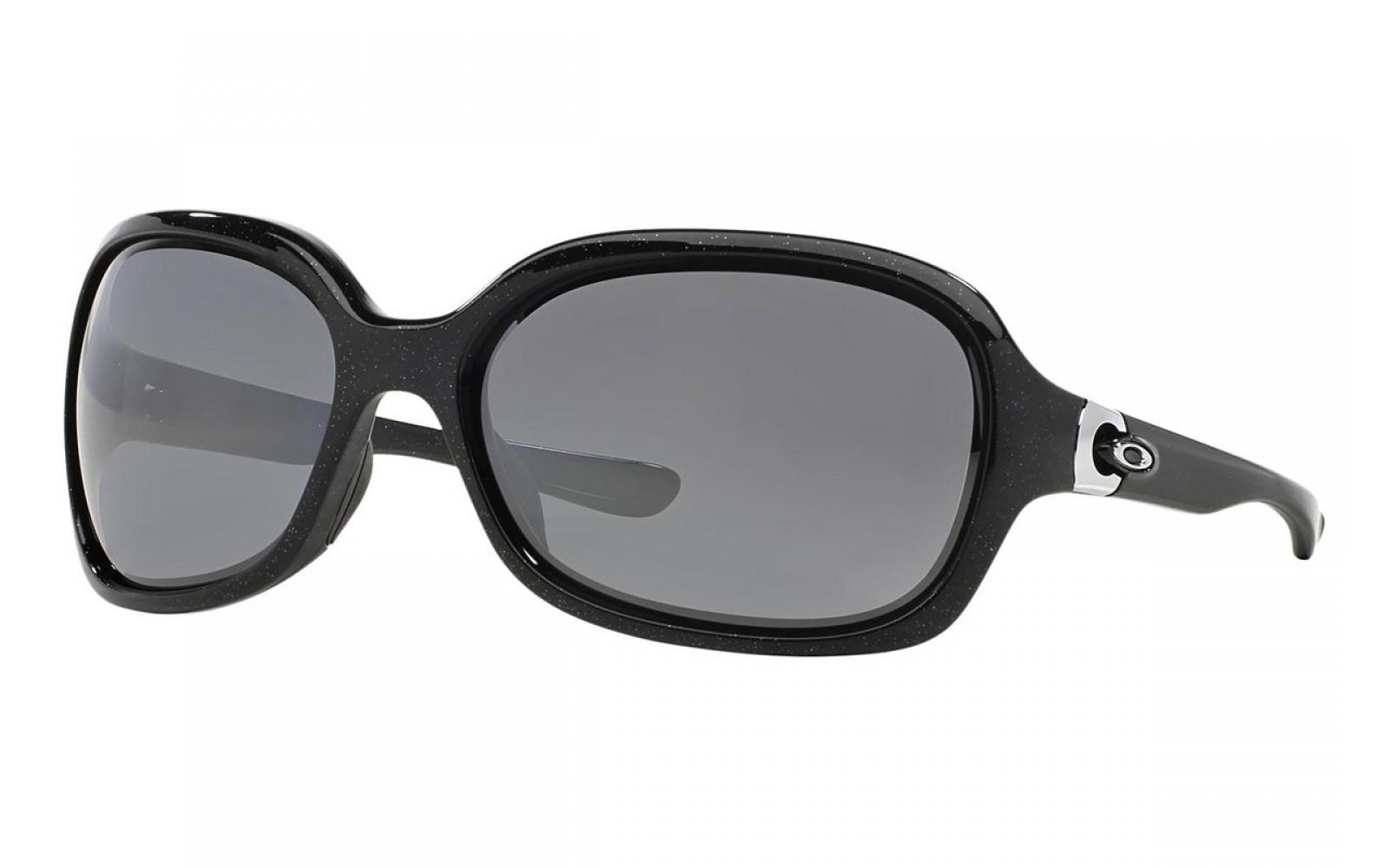 Oakley Pulse - Metallic Black / Black Iridium - OO9198-13 Zonnebril