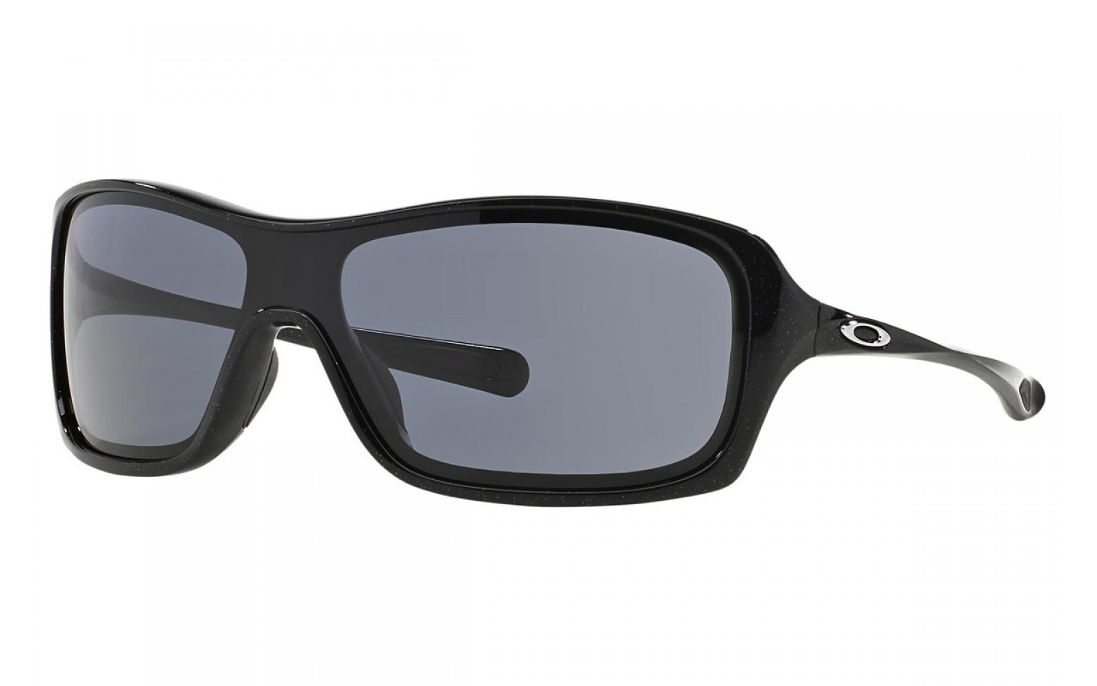 Oakley Break Up - Metallic Black / Grey - OO9202-01 Zonnebril