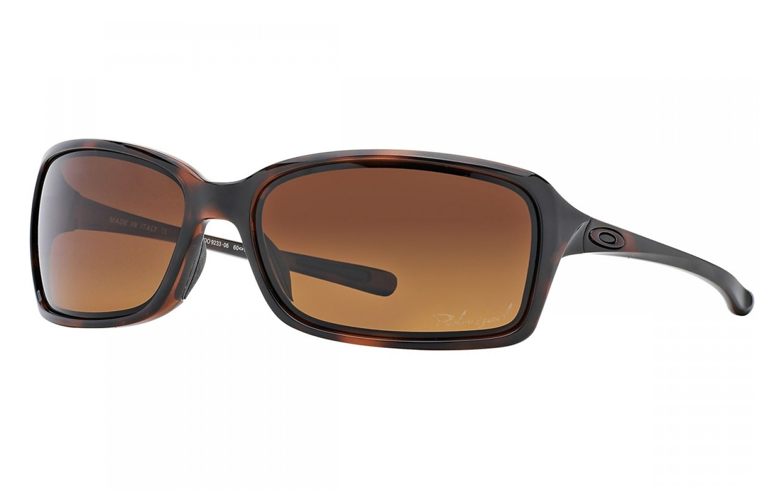 Oakley Dispute - Tortoise / Brown Gradient Polarized - OO9233-06 Zonnebril