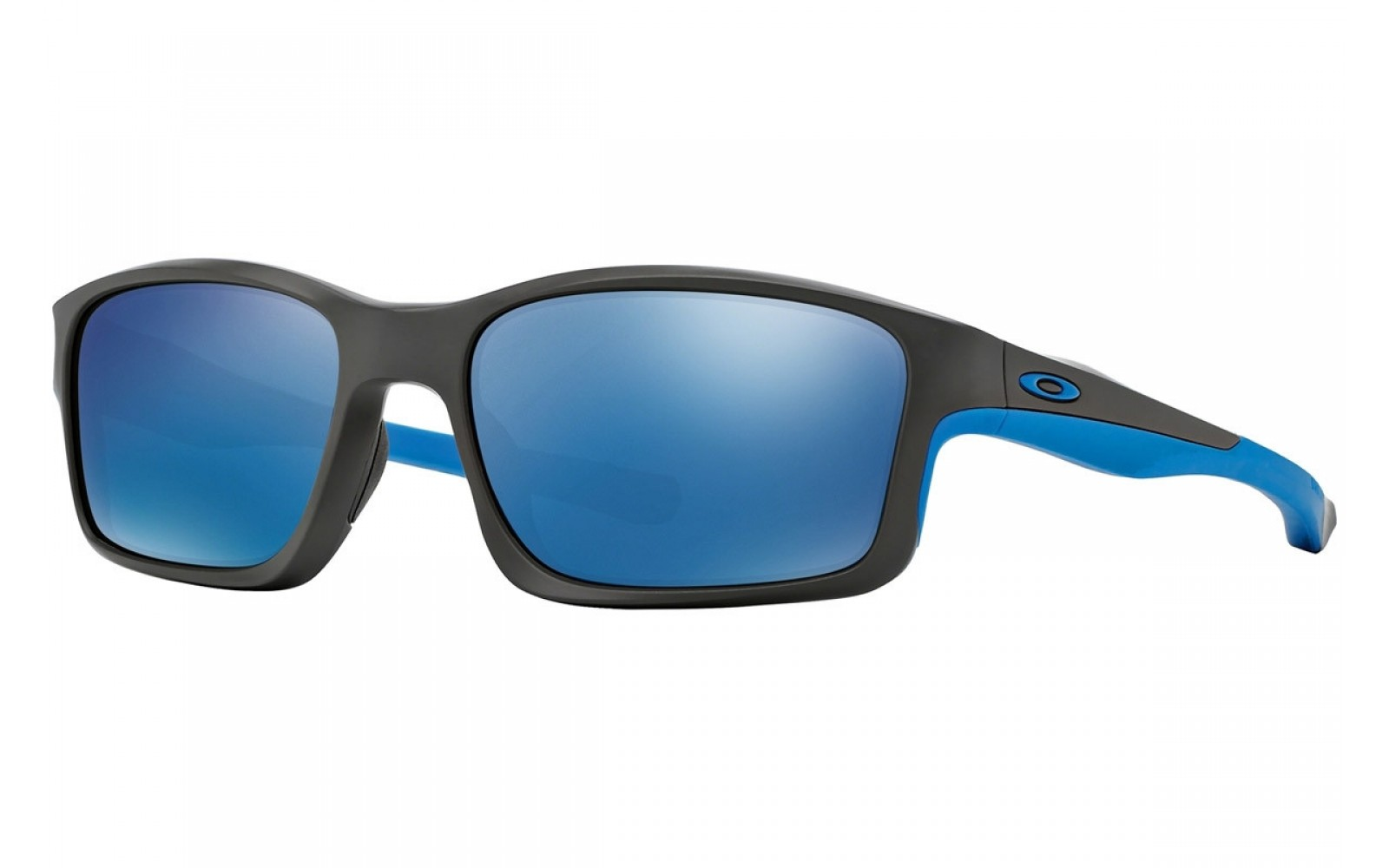 Oakley Chainklink - Matte Dark Grey / Ice Iridium - OO9247-05 Zonnebril