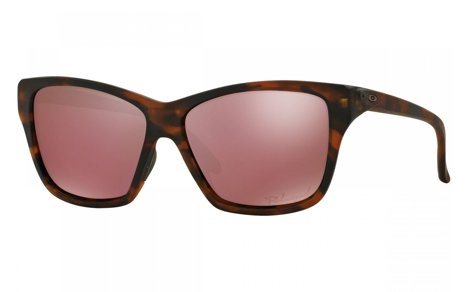 Oakley Hold On - Matte Tortoise / VR28 Black Iridium Polarized - OO9298-07 Zonnebril