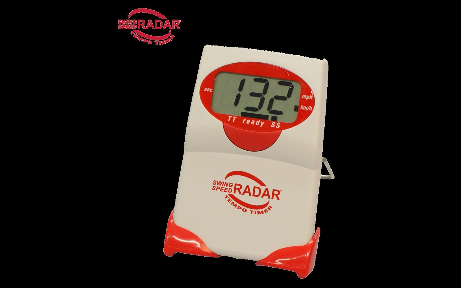 Swing Speed Radar Tempo Timer