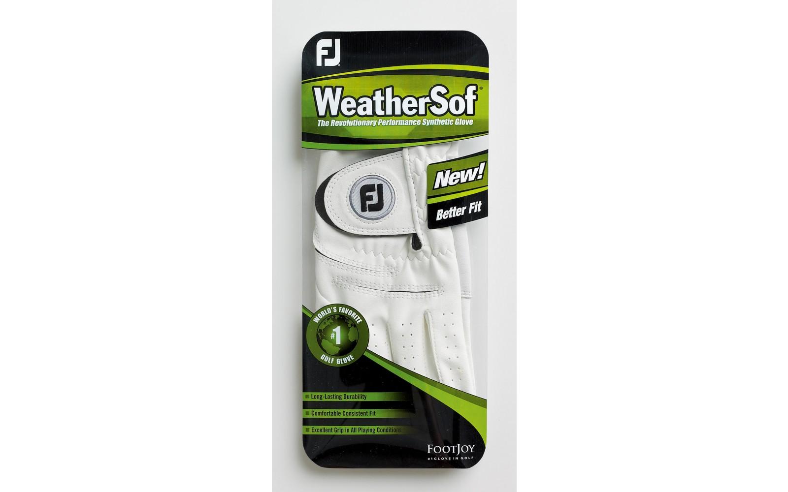 Footjoy Weathersof Handschoen - Maat : XL