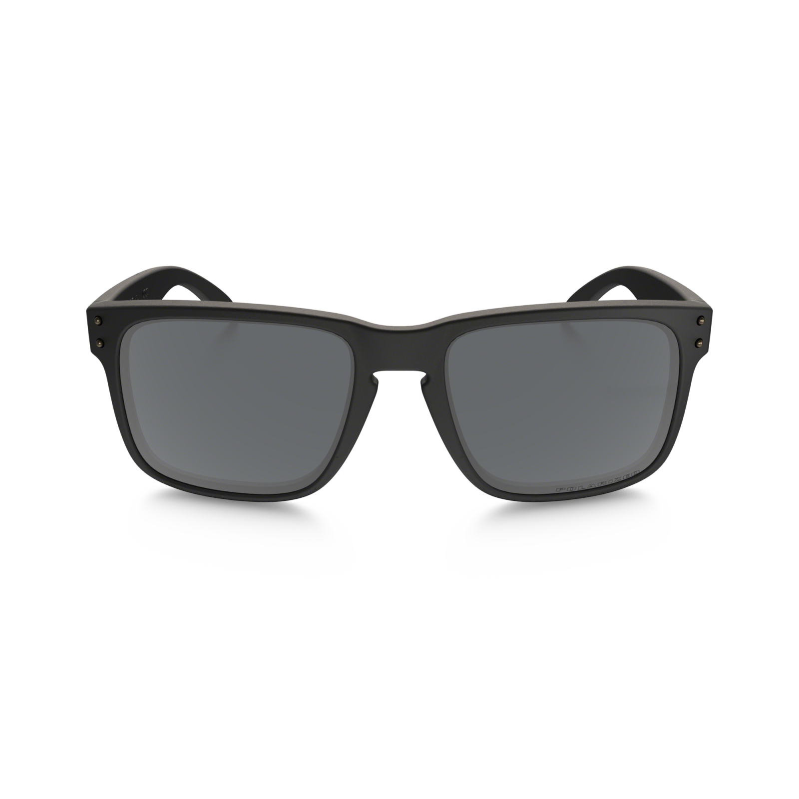 Oakley Holbrook Matte Black Black Iridium Polarized