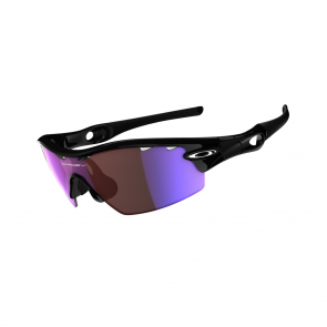 Oakley Radar Pitch - Hoogglans Zwart / G30 Iridium Vented
