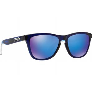 Oakley Frogskins - Alpine Bluebird / Sapphire Iridium - OO9013-74 Zonnebril