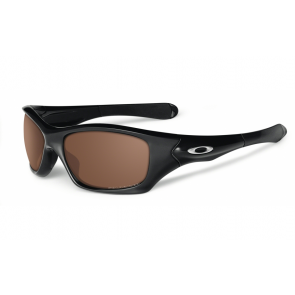Oakley Pit Bull - Polished Black / Shallow Blue Polarized - OO9127-10 Zonnebril