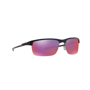 Oakley Carbon Blade - Polished-Satin Black / OO Red Iridium Polarized - OO9174-02 Zonnebril