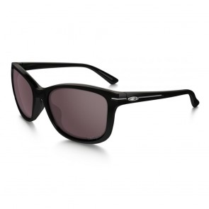 Oakley Drop In - Onyx / OO Grey Polarized - OO9232-16 Zonnebril