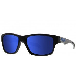Oakley Jupiter Carbon - Matte Black / Ice Iridium Polarized - OO9220-04 Zonnebril