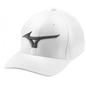 Mizuno Tour Performance Cap White S+M