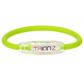 Trion:Z Active Magneet Armband, Kleur : Lime, Maat : Small