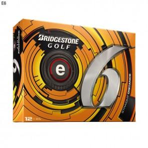 Bridgestone e6 Golfballen Wit