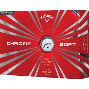Callaway Chrome Soft (12 Stks)