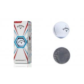 Callaway Super Soft - 3 Golfballen