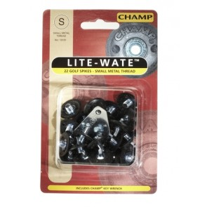 Champ Lite-Wate Stalen Spikes Blister