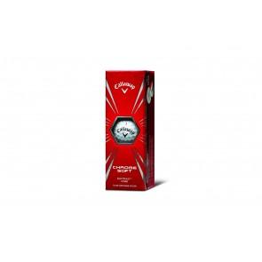 Callaway Chrome Soft - 3 Golfballen