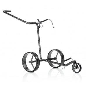 Jucad Carbon 3 wieler Zwart