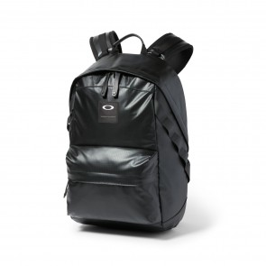 Oakley Holbrook 20L LX Coated Backpack - Blackout - 921014A-02E Rugzak