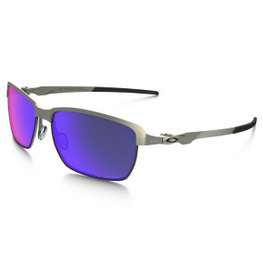 Oakley Tinfoil - Light / + Red Iridium Polarized - OO4083-08 Zonnebril